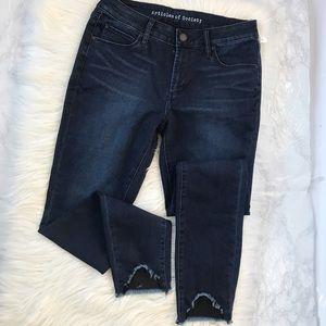 Articles of Society Stephanie Step Hem Jeans